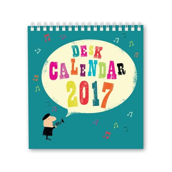 Stolní kalendář Portico Designs Ink PRess
