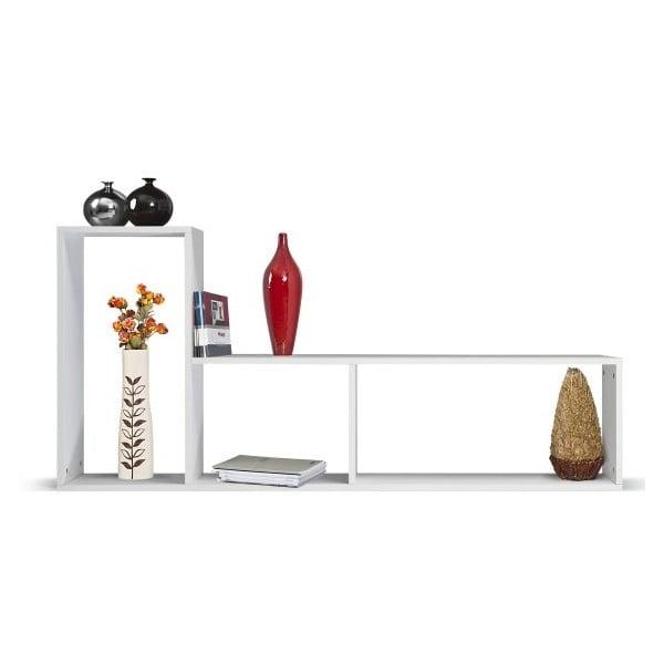 Knihovna Lego Bookcase, bílá