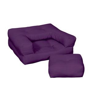 Dětské křesílko Karup Baby Cube Purple