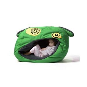 Dětský vak Obludöö, tmavě zelený