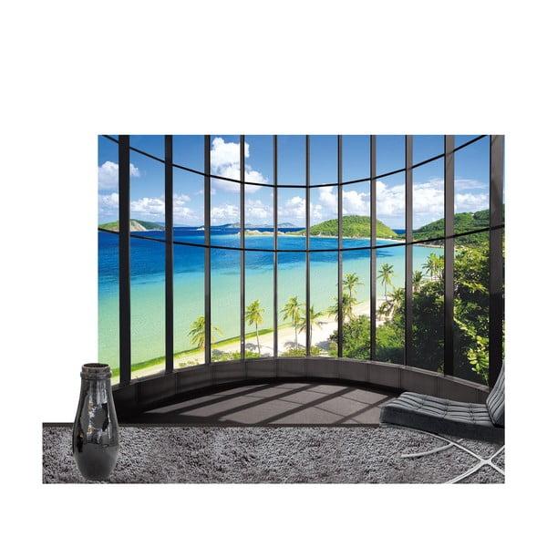 Velkoformátová tapeta Výhled na moře, 254x366 cm