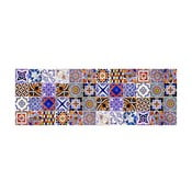 Vinylový koberec Collage, 50x140 cm