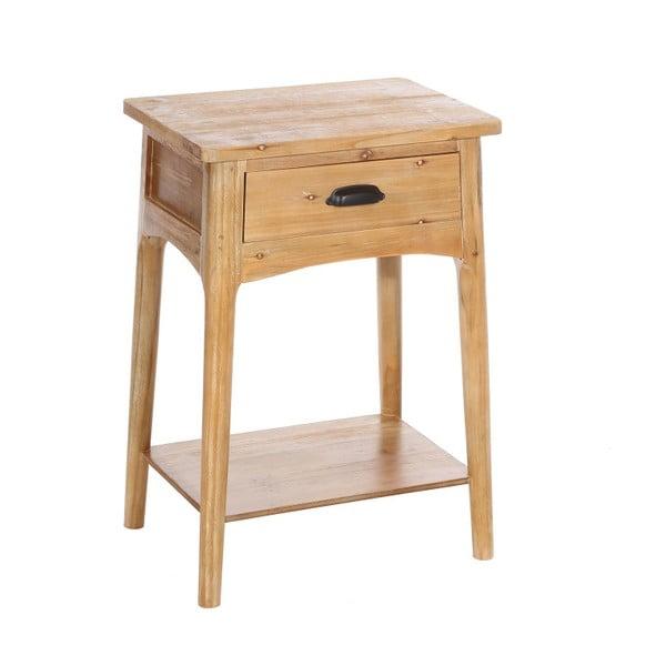 Odkládací stolek se zásuvkou Ixia Rustic Chic