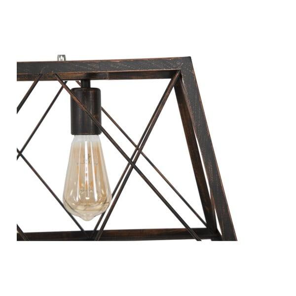 Závěsné svítidlo Mauro Ferretti Manhattan, 78 cm