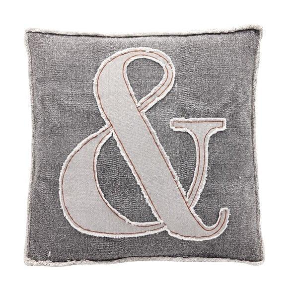 Polštář And Grey, 50x50 cm