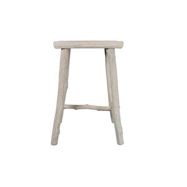 Dřevěný stolek Morrice, 47x35 cm