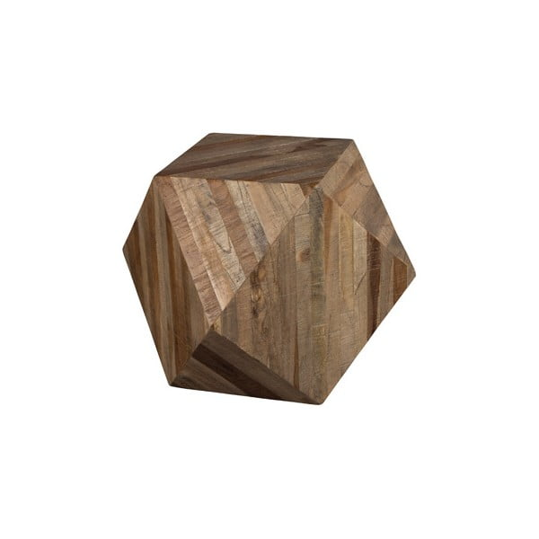 Măsuță din lemn Dutchbone Geo