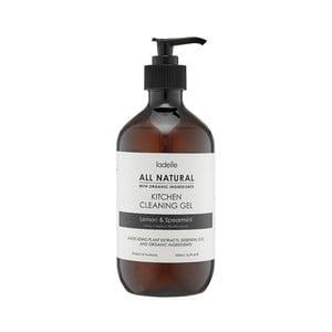 Detergent natural cu aromă de mentă și lămâie Ladelle