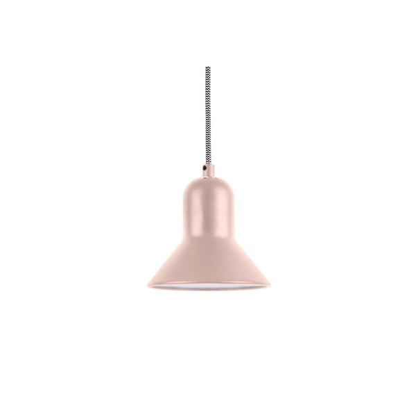 Lustră Leitmotiv Slender, înălțime 14,5cm, roz deschis