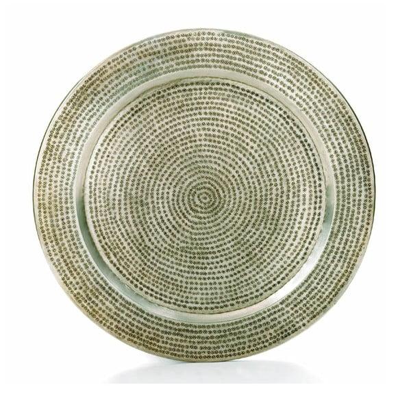 Stříbrný podnos Nordal  Moroccan, Ø60cm
