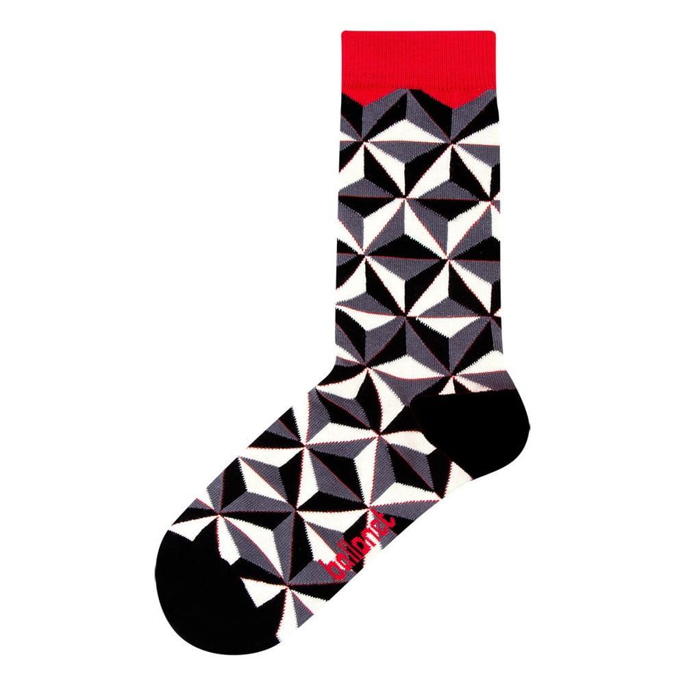 Ponožky Ballonet Socks Prism, velikost 41 – 46