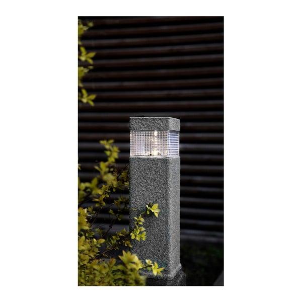 Zahradní světlo Solar Energy Garden Light Stone