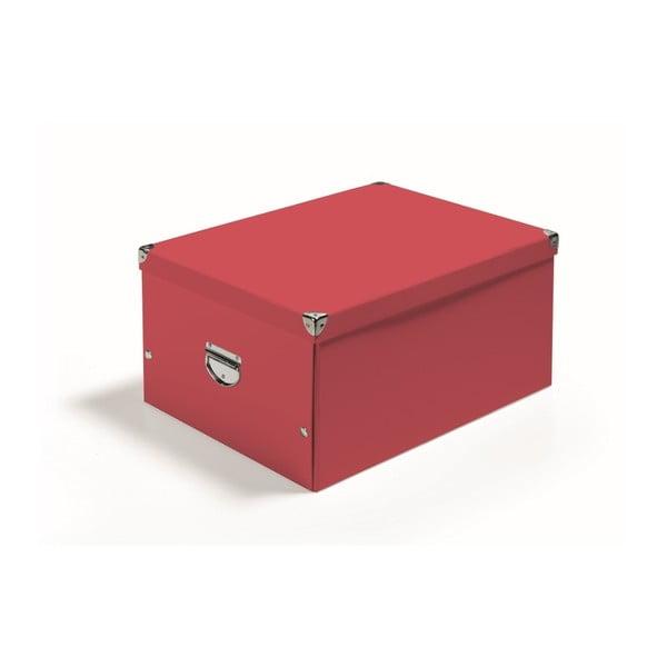 Červená úložná krabice Cosatto Top