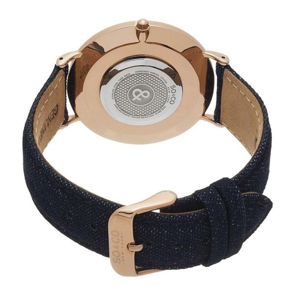 Pánské hodinky SoHo Club Gold/Black