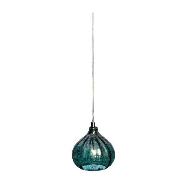Stropní lampa Bombay, zelená