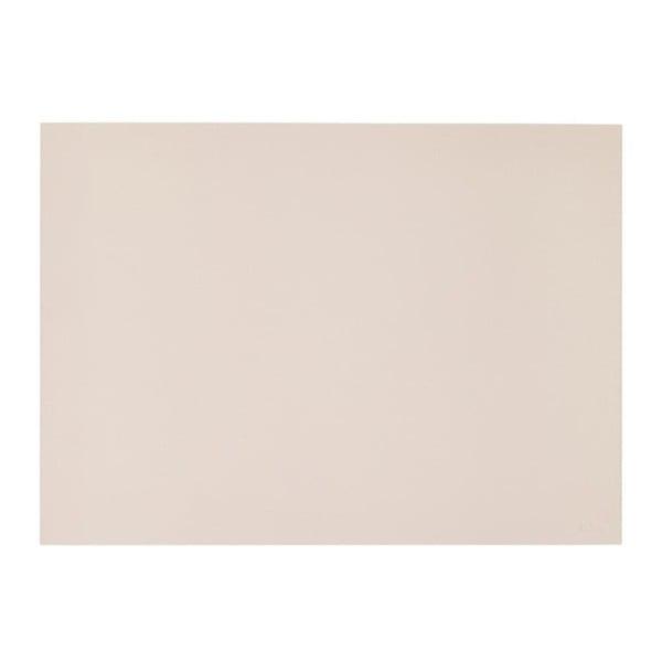 Lino világos rózsaszín tányéralátét, 30x40 cm - Zone