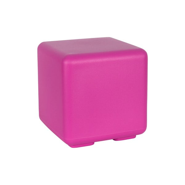 Venkovní stolek Cubo, lila