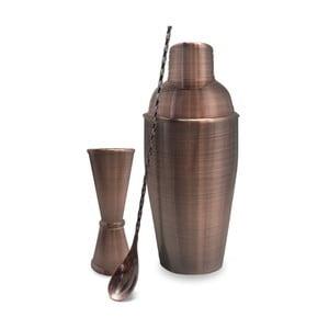 Barmanský set v měděné barvě Vin Bouquet Copper