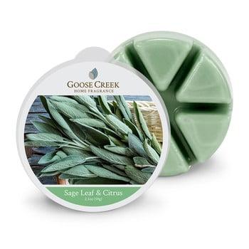 Ceară aromată pentru lămpi aromaterapie Groose Creek, aromă de salvie și citrice, 65 de ore de ardere imagine