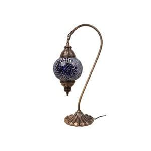 Skleněná lampa Fishing II, 15 cm