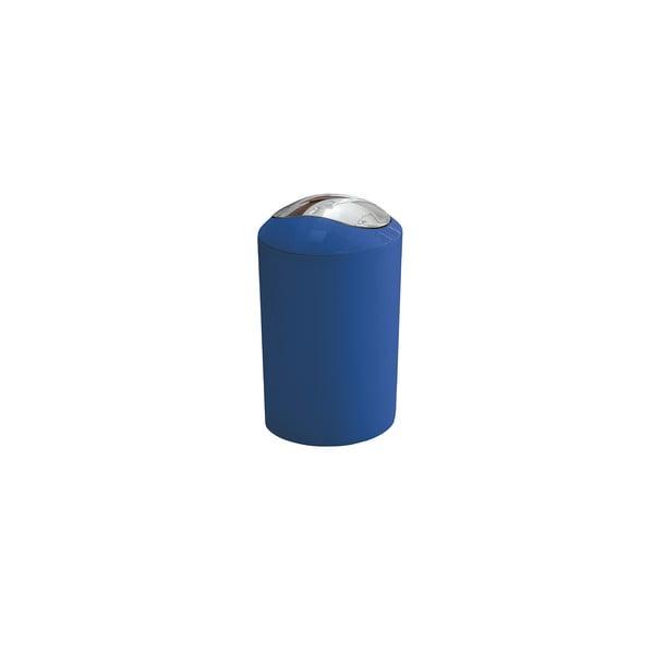 Odpadkový koš Glossy Dark Blue, 3 l
