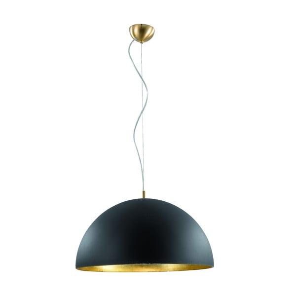 Závěsná lampa Dome, černá