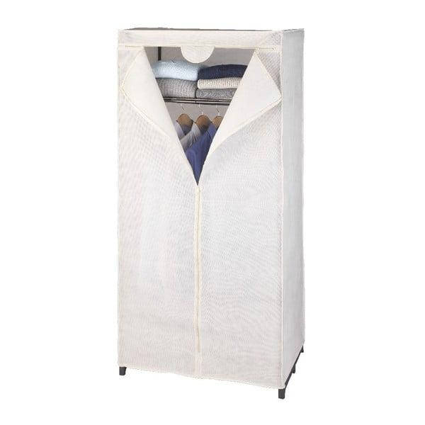 Textilní skříň s policí Wenko Butterfly, 75 x 160 x 50 cm