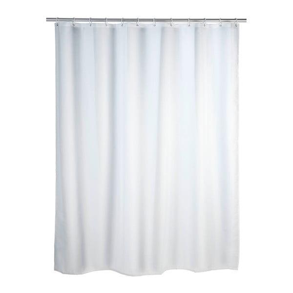 Perdea duș Wenko, 180 x 200 cm, alb