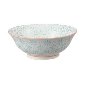 Porcelánová miska Soba Flower Blue, 21x7,8 cm