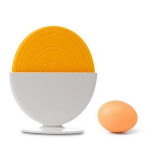 Sada chňapek/podložek 2ks Egg Trivet Yellow