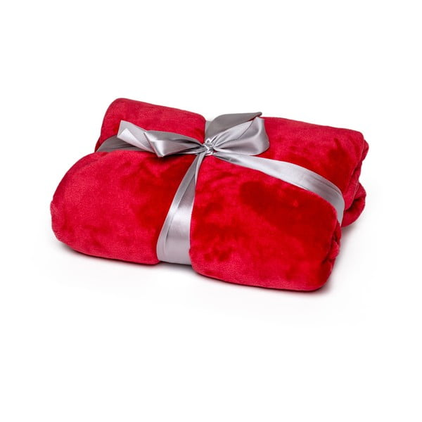 Pătură Tarami, 150 x 200 cm, roșu