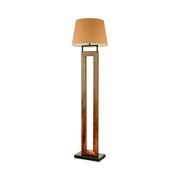 Stojací lampa z habrového dřeva Işıl