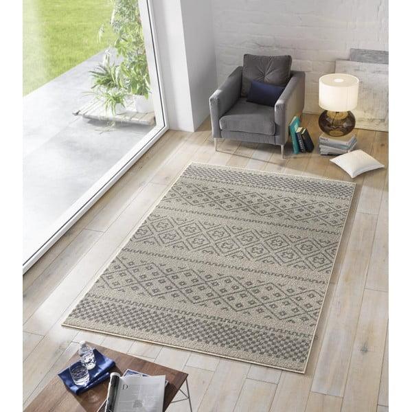 Šedý koberec Chateau Mood, 160x220 cm
