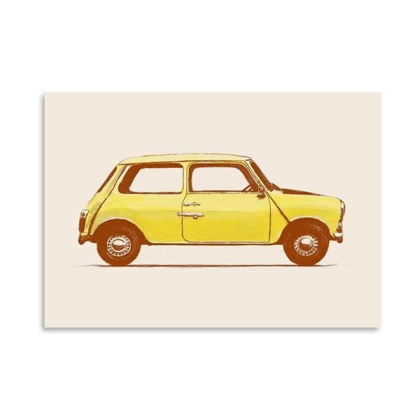 Plakát Mini - Mr Beans od Florenta Bodart, 30x42 cm