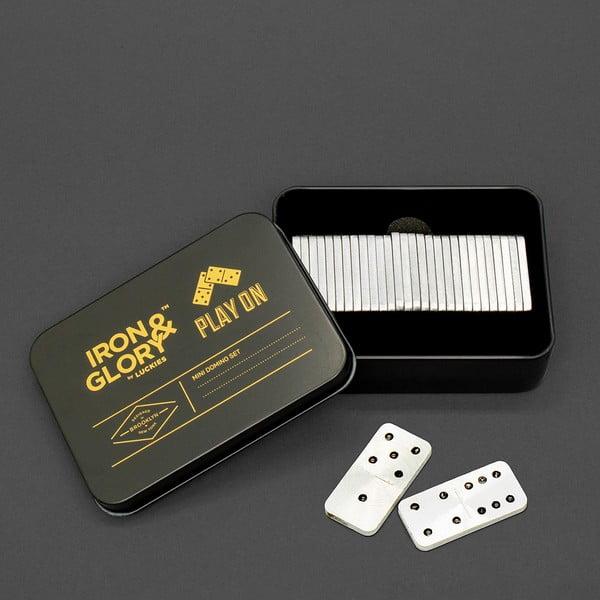 Set de joc domino Luckies of London Play On