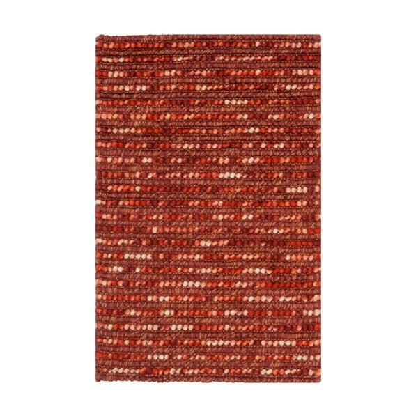 Koberec Mallawi Red, 91x152 cm
