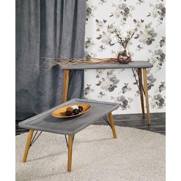 Konzolový stolek RGE Isac, šířka120 cm
