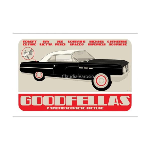 Plakát Goodfellas (Mafiáni)