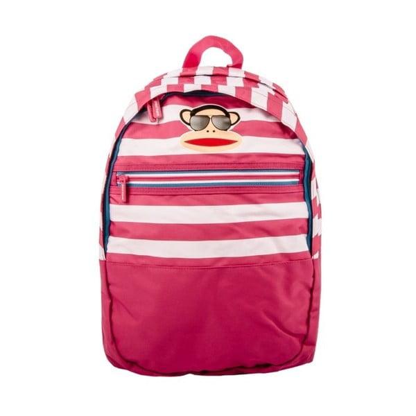 Batoh Paul Frank Pink Stripes