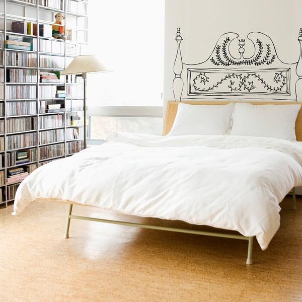 Samolepka Royal Headboard, 110x155 cm