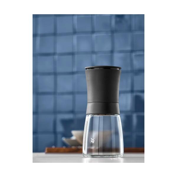 Černý mlýnek na koření WMF Trend, výška 14 cm