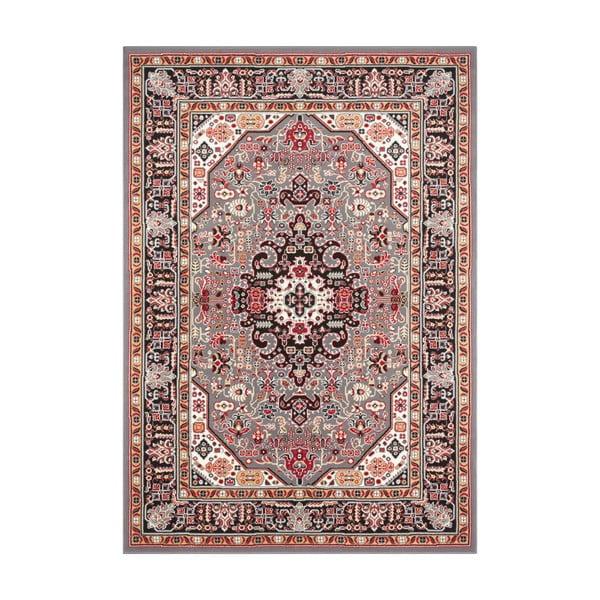 Szaro-brązowy dywan Nouristan Skazar Isfahan, 120x170 cm