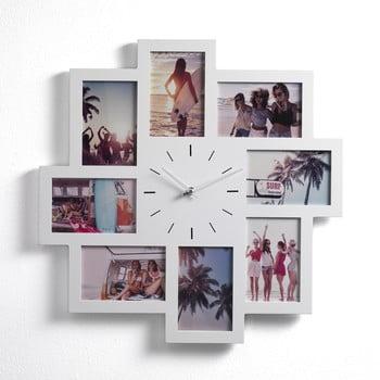 Ceas de perete cu rame foto Tomasucci Olly 8 fotografii