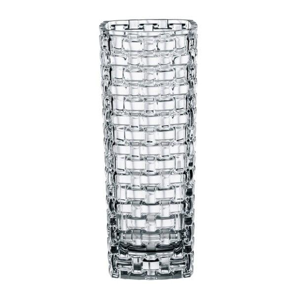 Váza z křišťálového skla Nachtmann Bossa Nova, výška 28 cm