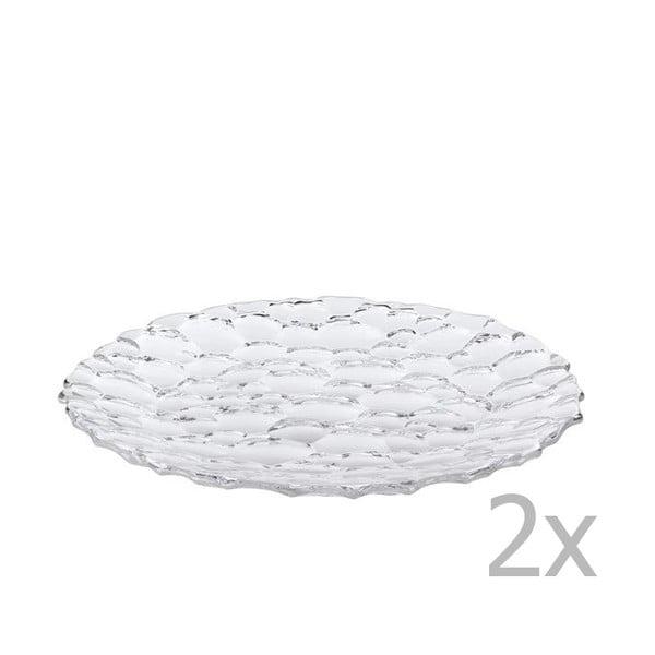 Sphere 2 db kristály tányér, ⌀ 32 cm - Nachtmann