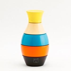 Mlýnek na koření z bukového dřeva Bisetti Vase