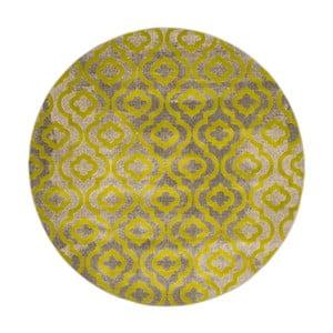 Zelený koberec Webtappeti Evergreen,155cm