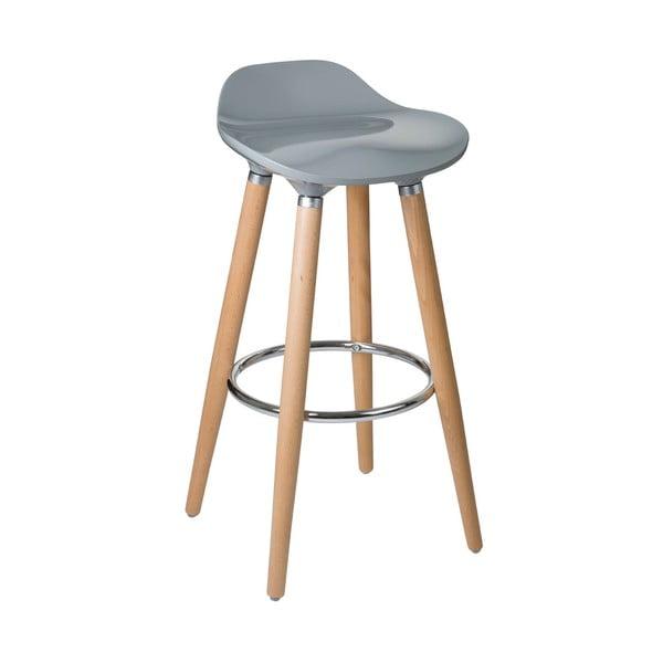 Stolička z bukového dřeva Bar Stool