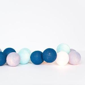 Světelný řetěz Rollier, 20 kuliček