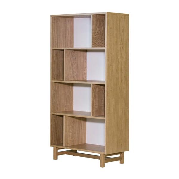 Knihovna z dubového dřeva We47 Säre